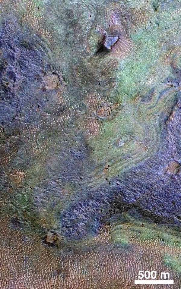 Што се случило со атмосферата на Марс во минатото?