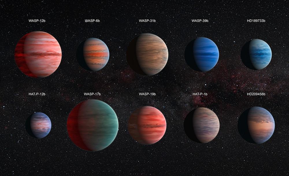 Хабл ја разреши мистеријата за отсуство на вода на планетите од типот врели Јупитери