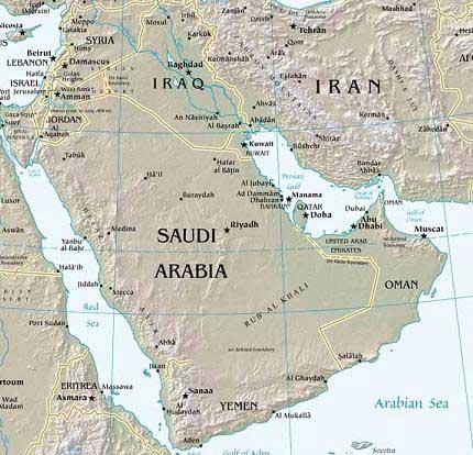 Mapa _SA