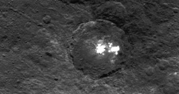 Целосната приказна за мистериозните светли точки на Церера