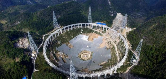 Поради телескоп за вонземјани, Кина ќе исели 10.000 луѓе
