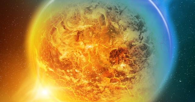 Приказна за вулканскиот пекол во длабочините на Вселената