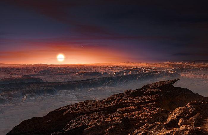 Пронајдена планета околу нашата најблиска ѕвезда во зоната погодна за живот