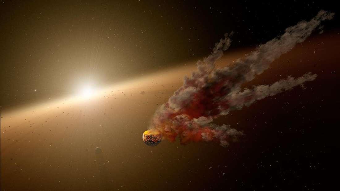 """Мистериозната """"мегаструктурна ѕвезда"""""""