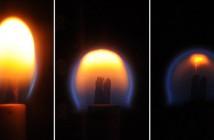 Дали може да гори оган во вселенско летало?