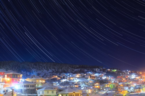 Ѕвездени траги (Крушево)