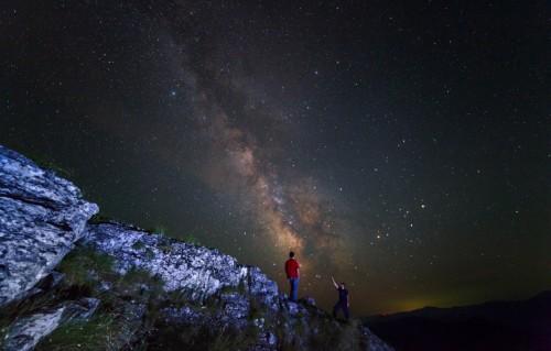 Проучување на ѕвездите (Рудине)