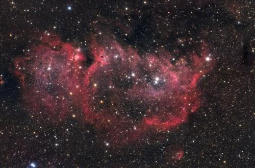 IC1848 Маглина Душа