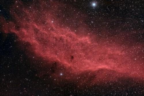 NGC1499 – Маглина Калифорнија