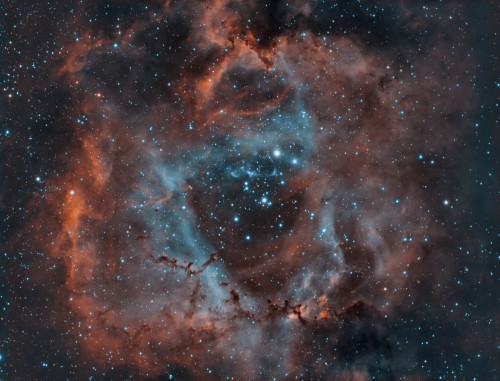 NGC2244 – Маглина Розета