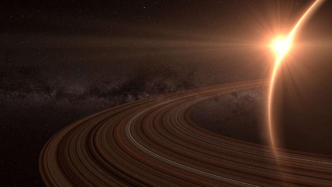 Дали Марс создава систем од прстени?
