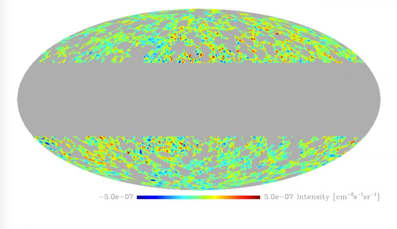 Нема трага од темна материја во позадината од гама зраци
