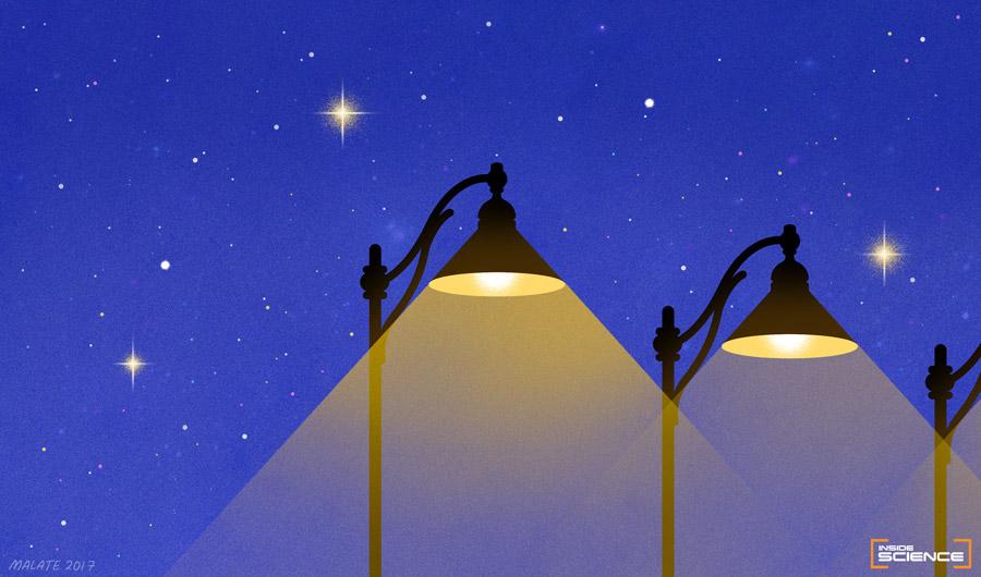 Астрономите ги охрабруваат градовите да го ограничат надворешното осветлување