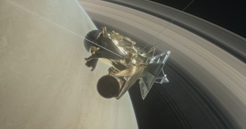Подготовката на Касини за првото нурнување во прстените на Сатурн