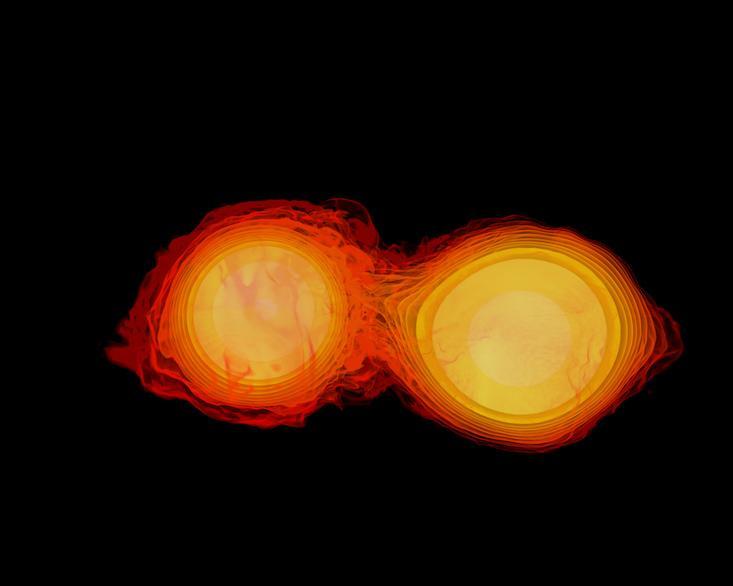 Што можеме да научиме од спојувањето на две неутронски ѕвезди?