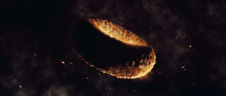 Земјата и Месечината можеби биле формирани од нов вид на планетарен објект