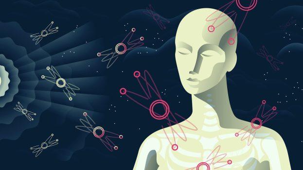 Физиката на честичките кои го градат нашето тело