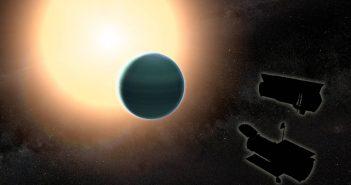 """Пронајдена е примитивна атмосфера околу """"топол Нептун"""""""