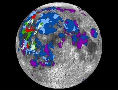 Месечината некогаш имала атмосфера