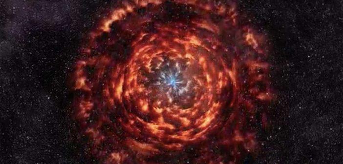 3Д анимација - Како е да се биде во супернова?