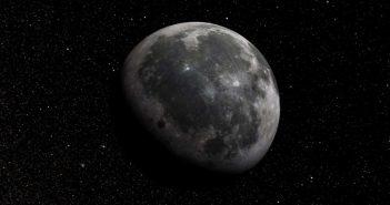 Научниците открија докази за големи количества вода на Месечината