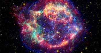 Супернова на оддалеченост од 50 светлински години може да предизвика масовно изумирање
