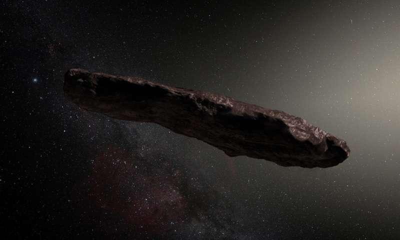 Не се детектирани вонземни сигнали од астероидот-пура
