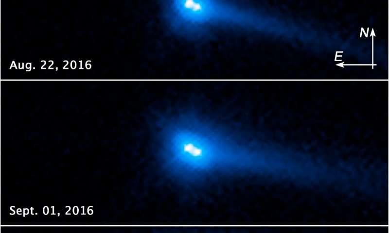 Хабл откри уникатен објект во Сончевиот Систем
