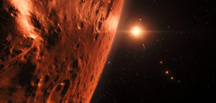 Хабл со нови индикации за постоење на вода на планетите на TRAPPIST-1