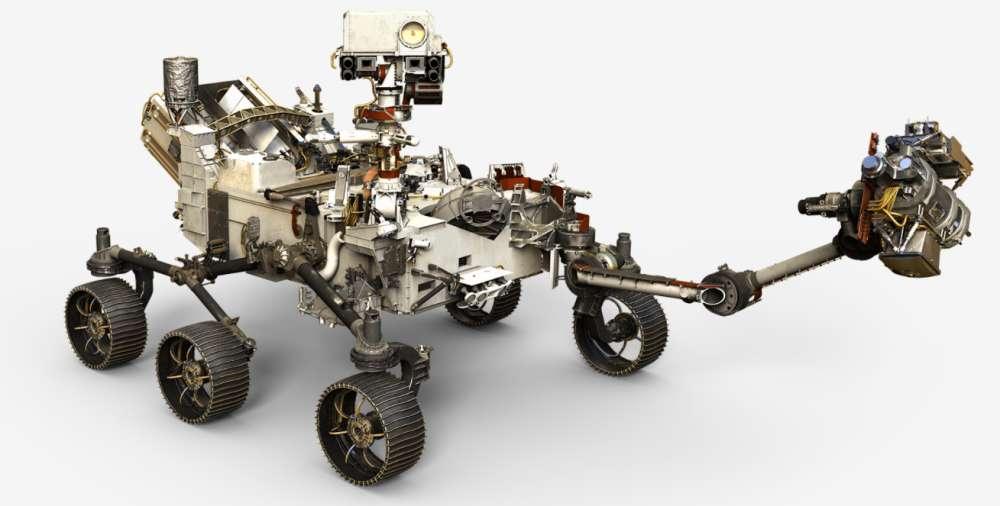Роверот на НАСА за 2020 ќе произведува кислород на Марс
