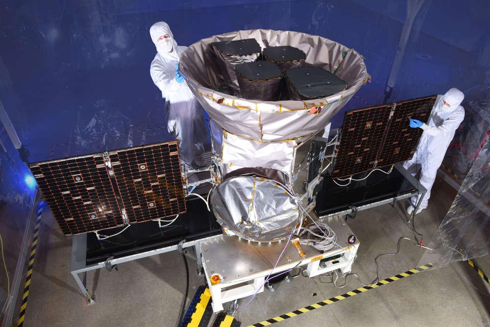 Лансирање на телескопот TESS – новиот ловец на егзопланети