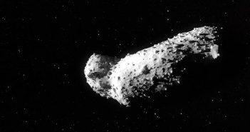 Примероци од астероидот Итокава го откриваат неговото насилно минато