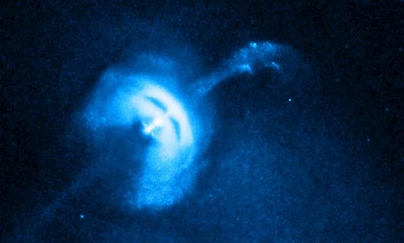 """Радиотелескоп забележа ретка """"грешка"""" во правилниот пулсирачки ритам на еден пулсар"""