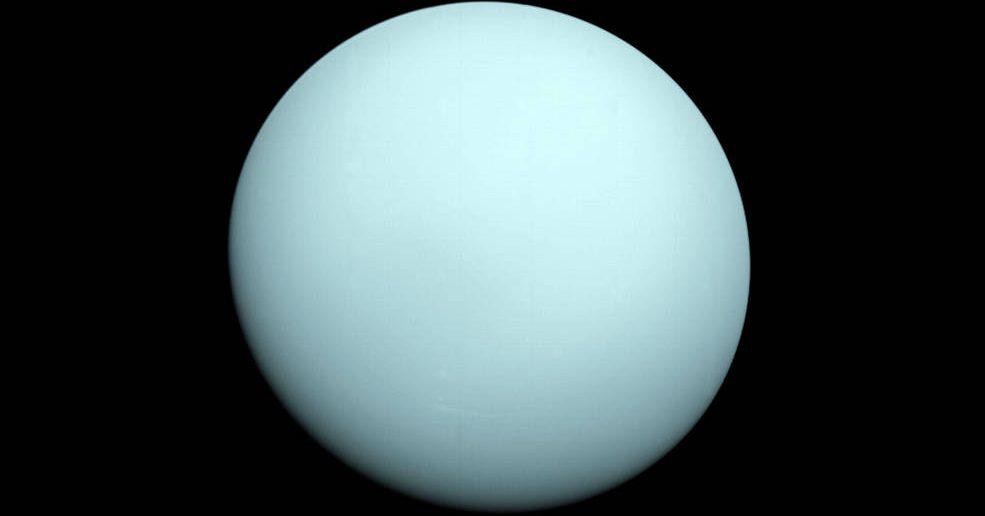Што им е заедничко на облаците на Уран и на расипаните јајца?