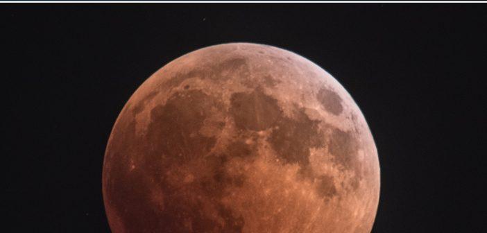 Впечатоци од фотографирање на тоталното затемнување на Месечината