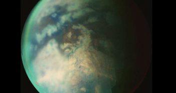 Нови истражувања пронајдоа доказ за промена на годишните времиња и дожд на северниот пол на Титан