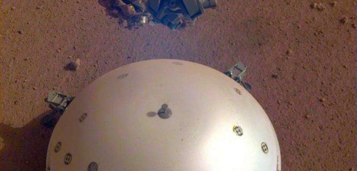 """""""Марсотрес"""": првиот откриен потрес на Црвената планета"""