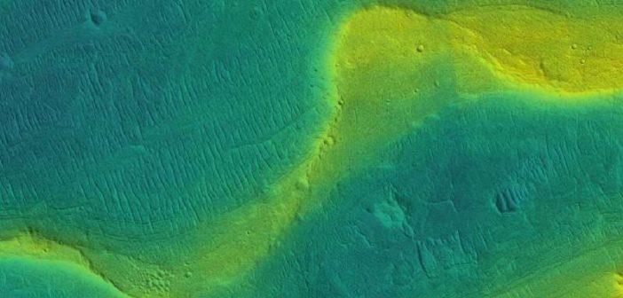 Mars reka