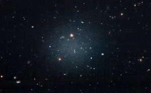 neobicna galaksija