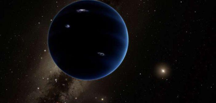 Планетата Девет можеби е примордијална црна дупка