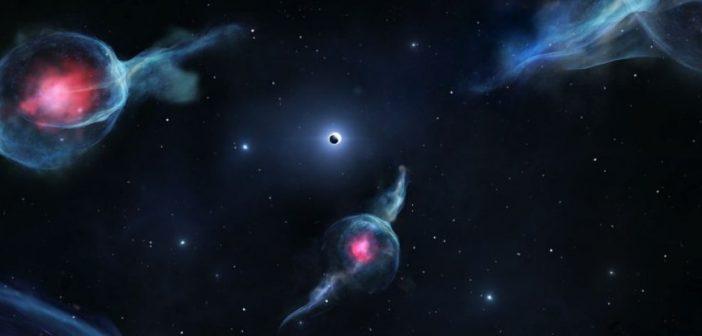 Чудни објекти откриени во галактичкото јадро на Млечниот Пат