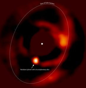 циркумпланетарен диск