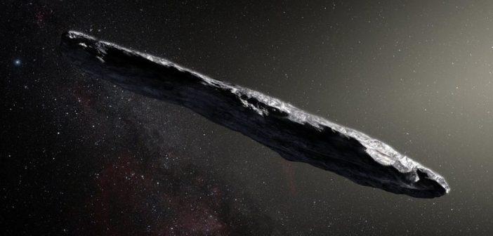 Мистериозниот меѓуѕвезден посетител Оумуамуа би можел да биде санта темен водород