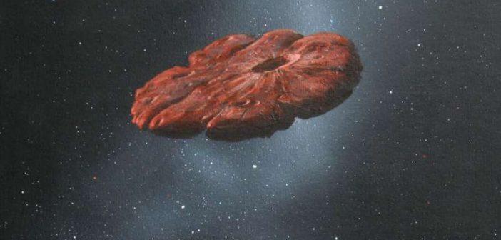 Научниците го открија потеклото на транс соларниот објект – Оумуамуа