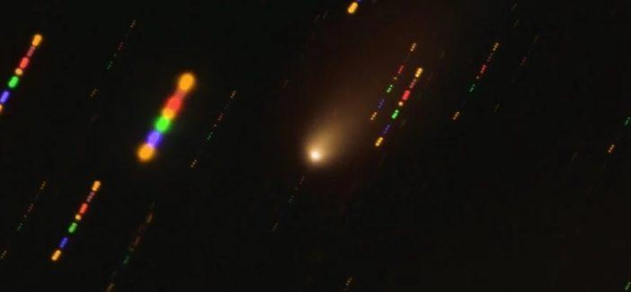 Овој меѓуeѕвезден објект би можел да биде првата ненепроменета комета што сме ја виделе