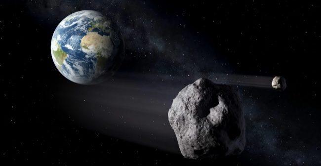 Хипотетички астероид ја уништува Европа во симулација на НАСА